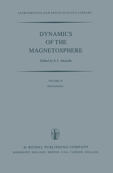 Dynamics of the Magnetosphere - Coverbild