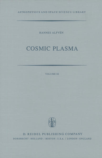 Cosmic Plasma - Coverbild