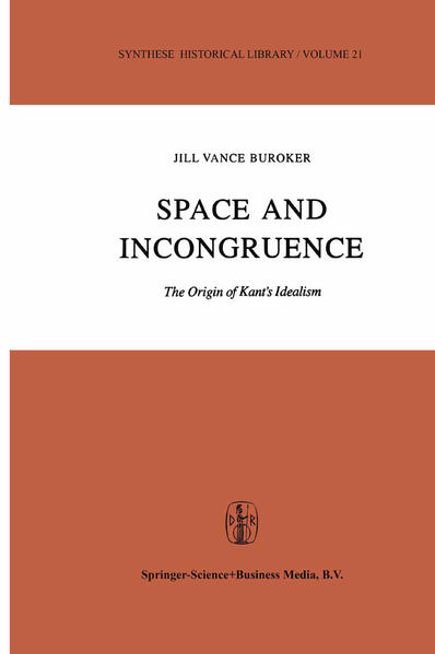 Space and Incongruence - Coverbild