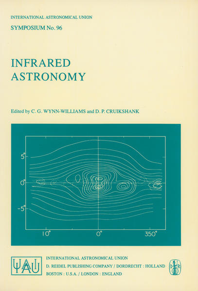 Infrared Astronomy - Coverbild