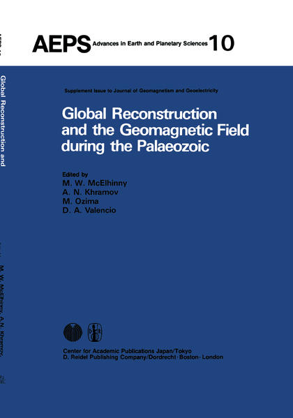 Global Reconstruction and the Geomagnetic Field during the Palaeozic - Coverbild