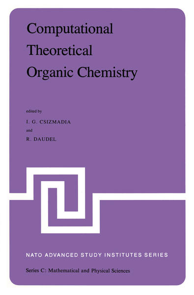 Computational Theoretical Organic Chemistry - Coverbild