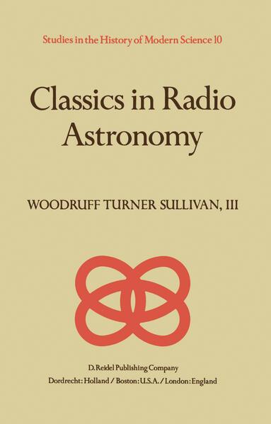 Classics in Radio Astronomy - Coverbild