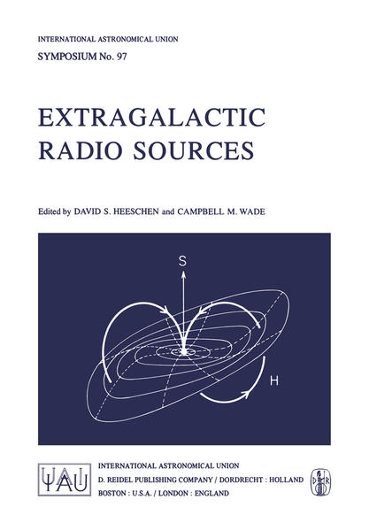 Extragalactic Radio Sources - Coverbild