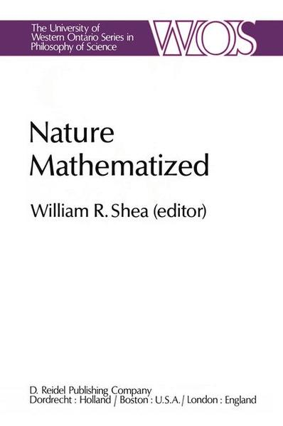 Nature Mathematized - Coverbild