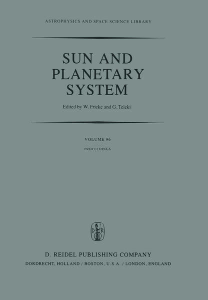 Sun and Planetary System - Coverbild