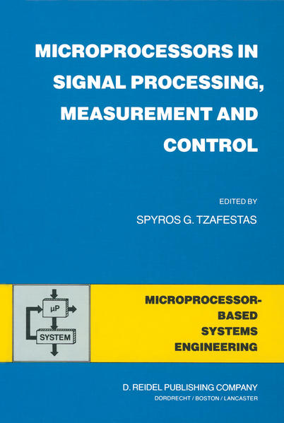 Microprocessors in Signal Processing, Measurement and Control - Coverbild