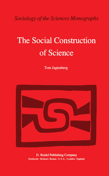 The Social Construction of Science - Coverbild