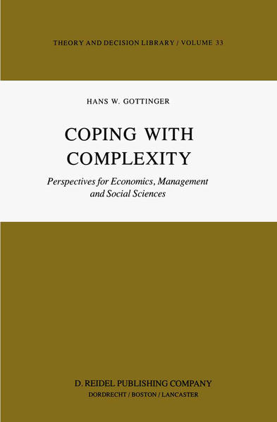 Coping with Complexity - Coverbild