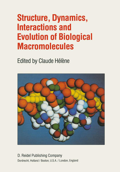 Structure, Dynamics, Interactions and Evolution of Biological Macromolecules - Coverbild