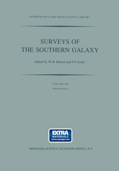 Surveys of the Southern Galaxy - Coverbild