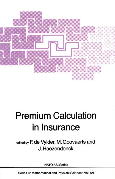 Premium Calculation in Insurance - Coverbild