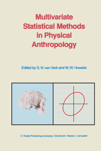 Multivariate Statistical Methods in Physical Anthropology - Coverbild