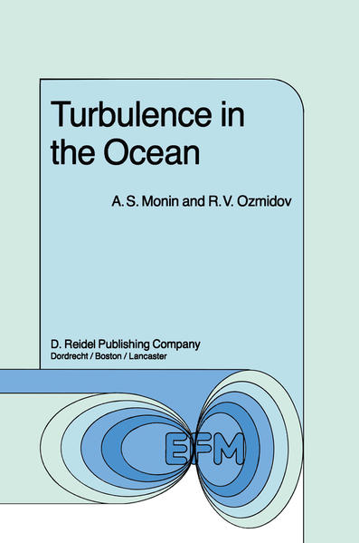 Turbulence in the Ocean - Coverbild