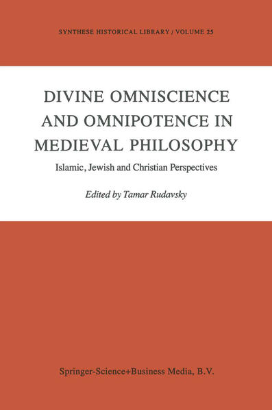 Divine Omniscience and Omnipotence in Medieval Philosophy - Coverbild