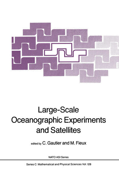 Large-Scale Oceanographic Experiments and Satellites - Coverbild