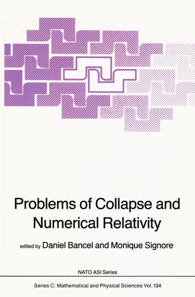 Problems of Collapse and Numerical Relativity - Coverbild