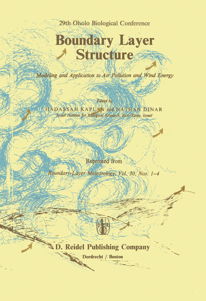Boundary Layer Structure - Coverbild