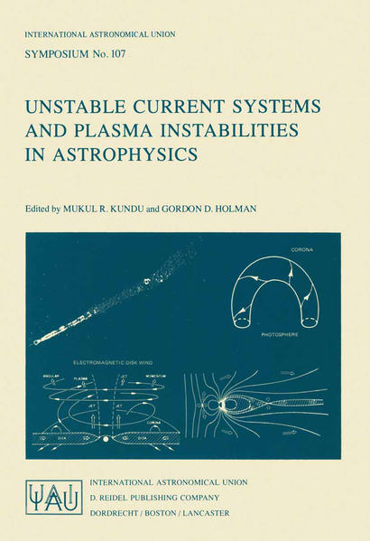 Unstable Current Systems and Plasma Instabilities in Astrophysics - Coverbild