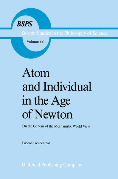 Atom and Individual in the Age of Newton - Coverbild