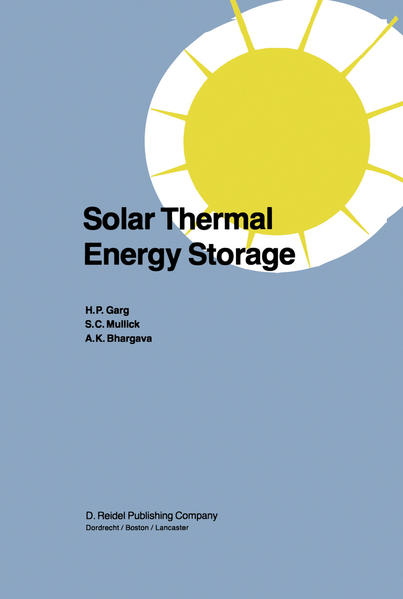 Solar Thermal Energy Storage - Coverbild