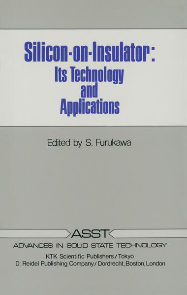 Silicon-on-Insulator - Coverbild