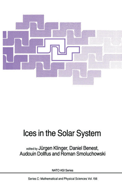 Ices in the Solar System - Coverbild