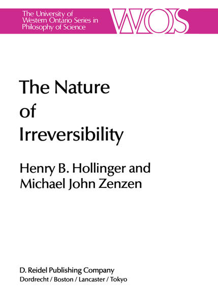 The Nature of Irreversibility - Coverbild