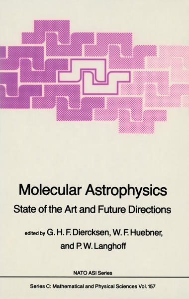 Molecular Astrophysics - Coverbild