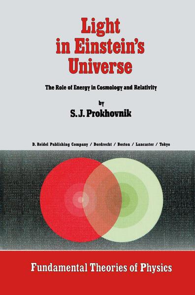 Light in Einstein's Universe - Coverbild
