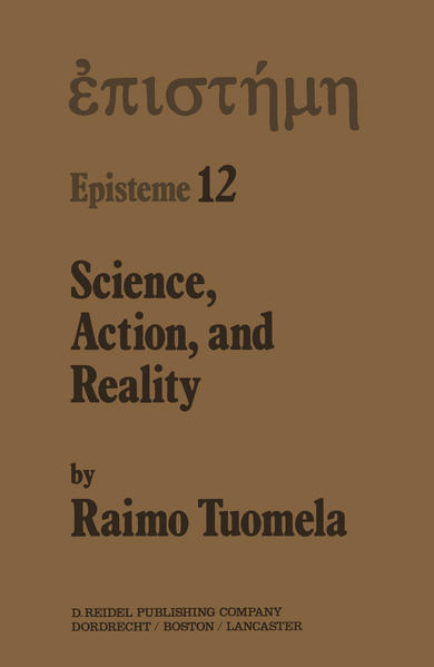 Science, Action, and Reality - Coverbild