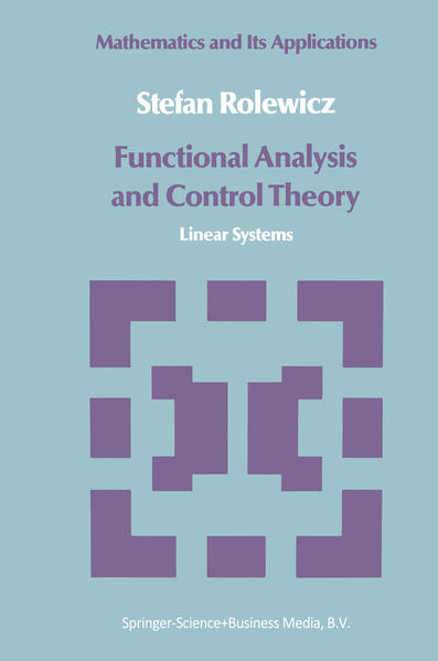 Functional Analysis and Control Theory - Coverbild