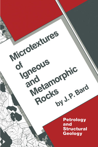 Microtextures of Igneous and Metamorphic Rocks - Coverbild