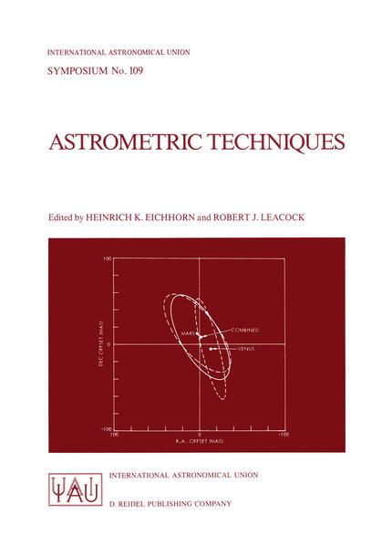 Astrometric Techniques - Coverbild