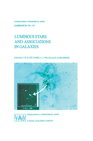Luminous Stars and Associations in Galaxies - Coverbild