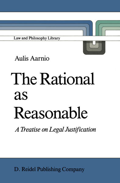 The Rational as Reasonable - Coverbild