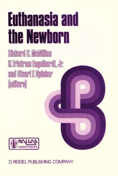 Euthanasia and the Newborn - Coverbild