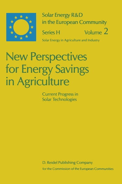 New Perspectives for Energy Savings in Agriculture - Coverbild