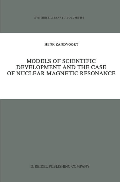 Models of Scientific Development and the Case of Nuclear Magnetic Resonance - Coverbild