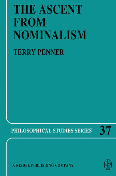 The Ascent from Nominalism - Coverbild