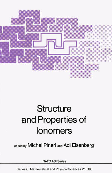 Structure and Properties of Ionomers - Coverbild