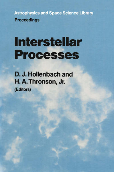 Interstellar Processes - Coverbild