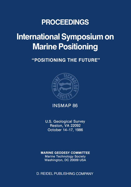 Proceedings International Symposium on Marine Positioning - Coverbild