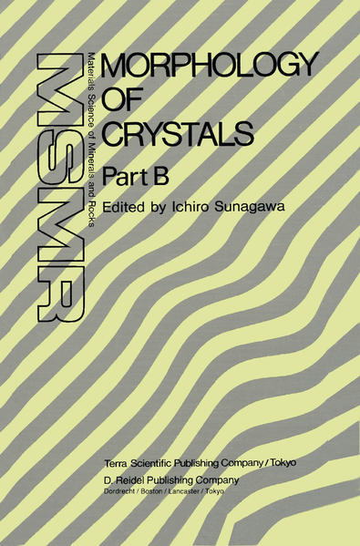 Morphology of Crystals - Coverbild