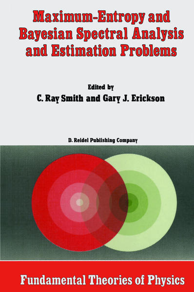 Maximum-Entropy and Bayesian Spectral Analysis and Estimation Problems - Coverbild