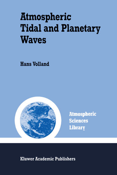 Atmospheric Tidal and Planetary Waves - Coverbild