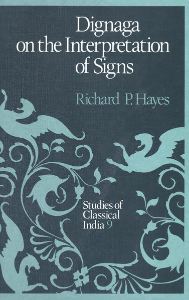 Dignaga on the Interpretation of Signs - Coverbild