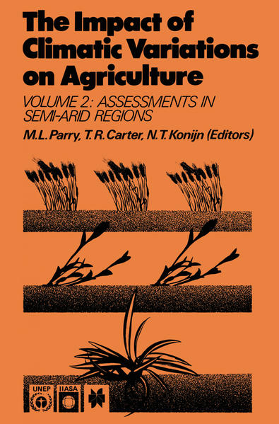 The Impact of Climatic Variations on Agriculture - Coverbild