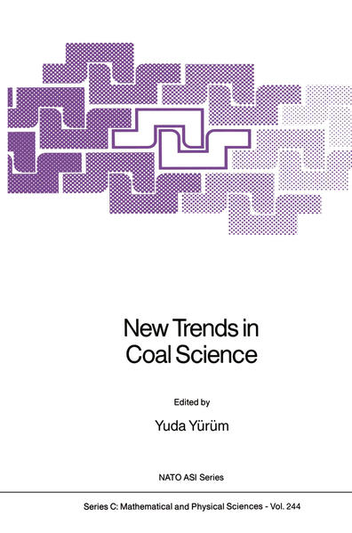 New Trends in Coal Science - Coverbild