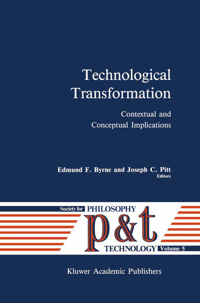 Technological Transformation - Coverbild